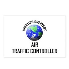 World's Greatest AIR TRAFFIC CONTROLLER Postcards