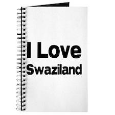 I love swaziland Journal