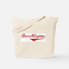 Brooklynn Vintage (Red) Tote Bag