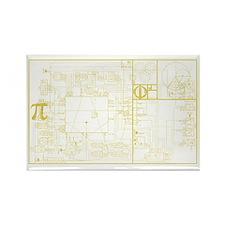 Golden Section Magnet (10 pack)