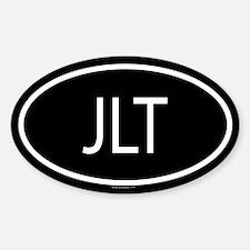 JLT Oval Decal