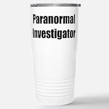 Unique Paranormal Travel Mug