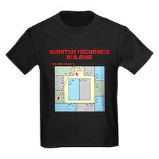 Quantum Mechanics Building T