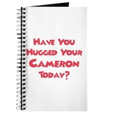 Have You Hugged Your Cameron? Journal
