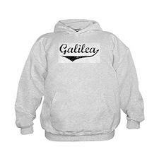 Galilea Vintage (Black) Hoodie