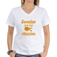 Swedes are my homies Shirt
