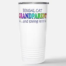 Unique Feline rescue Travel Mug