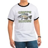 Fishing crappie Ringer T