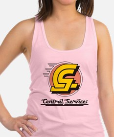 Funny Terry Racerback Tank Top
