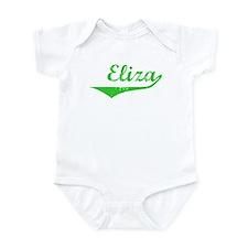 Eliza Vintage (Green) Infant Bodysuit