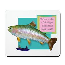 Big Fish Mousepad