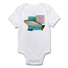 Big Fish Infant Bodysuit