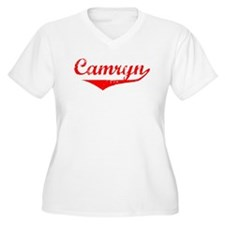 Camryn Vintage (Red) T-Shirt