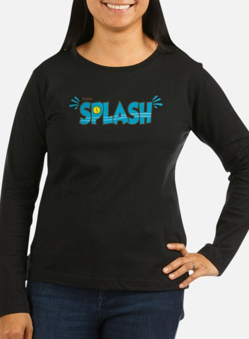 SPLASH[1] copy copy Long Sleeve T-Shirt