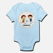 Custom Printed Kids Personalized Text For You Body