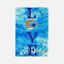Love Blue Tongued Skink Magnets