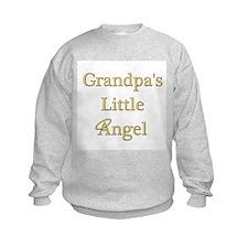 Grandpa's Angel Sweatshirt