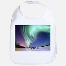 Northern Lights of Alaska Photograph Bib