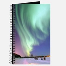 Northern Lights of Alaska Photograph Journal