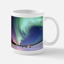 Northern Lights of Alaska Photograph Mugs