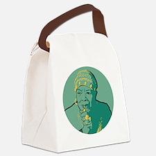 Unique Maya Canvas Lunch Bag