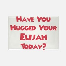 Have You Hugged Your Elijah? Rectangle Magnet