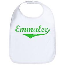 Emmalee Vintage (Green) Bib