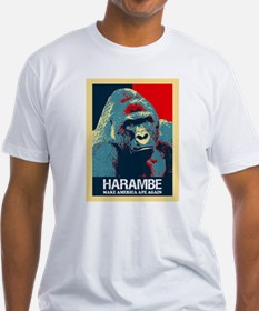 Harambe: Make America Ape Again T-Shirt