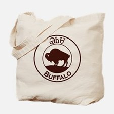 Cherokee Buffalo - Yanasa Tote Bag