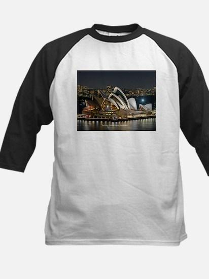 Sidney Opera House Baseball Jersey