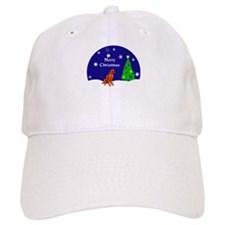 Irish Setter Merry Christmas Baseball Cap