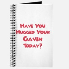 Have You Hugged Your Gavin? Journal