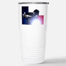 Welding: Texas State Fl Stainless Steel Travel Mug