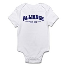 Alliance Since 2004 Infant Creeper