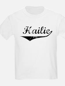 Hailie Vintage (Black) T-Shirt
