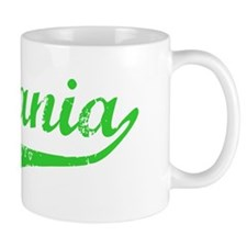 Estefania Vintage (Green) Coffee Mug