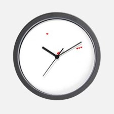 Unique Erika Wall Clock