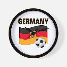 Germany Wall Clock