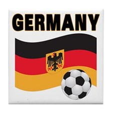 Germany Tile Coaster