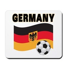 Germany Mousepad