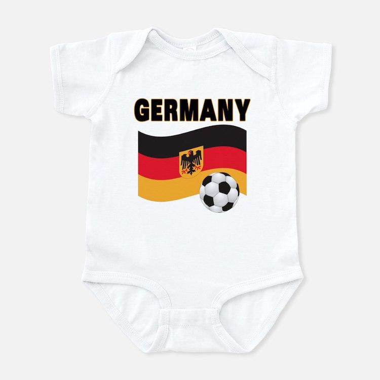 Germany Infant Bodysuit