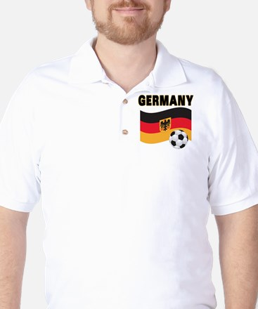 Germany Golf Shirt