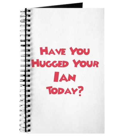 Have You Hugged Your Isaac? Journal