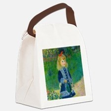 A Girl with a Watering Can by Renoir Canvas Lunch