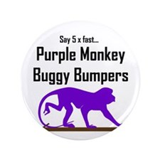 "Pmbuggybumpers5x 3.5"" Button (100 pack)"