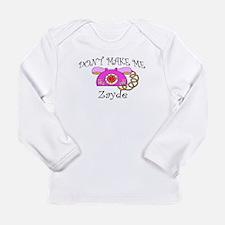 2-DONT MAKE zaydepink Long Sleeve T-Shirt