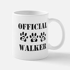 Official Dog Walker Mug