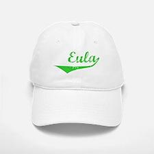 Eula Vintage (Green) Baseball Baseball Cap