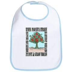 The Money Tree Bib