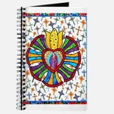 Guadalupe Red Milagro Journal